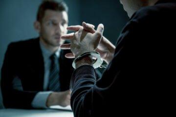 Roanoke VA Criminal Law Attorney Advising a client