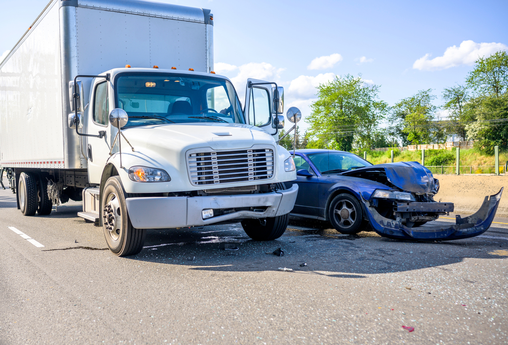 Difference Between a Truck Accident and Car Accident Claim in VA